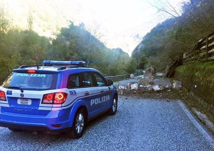 Terremoto nel centro Italia: situazione viabilità