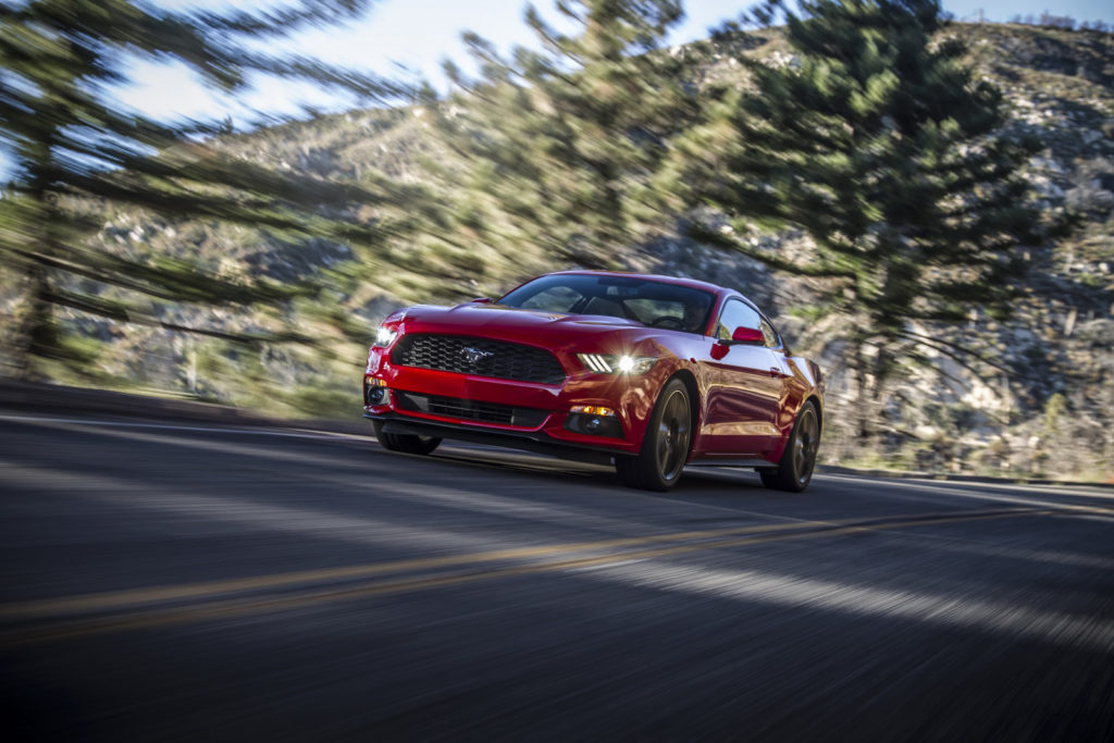 Ford Mustang: disponibile negli Stati Uniti il Performance Power Pack