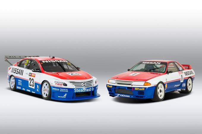 Nissan - livrea celebrativa per la Bathurst 1000 2016
