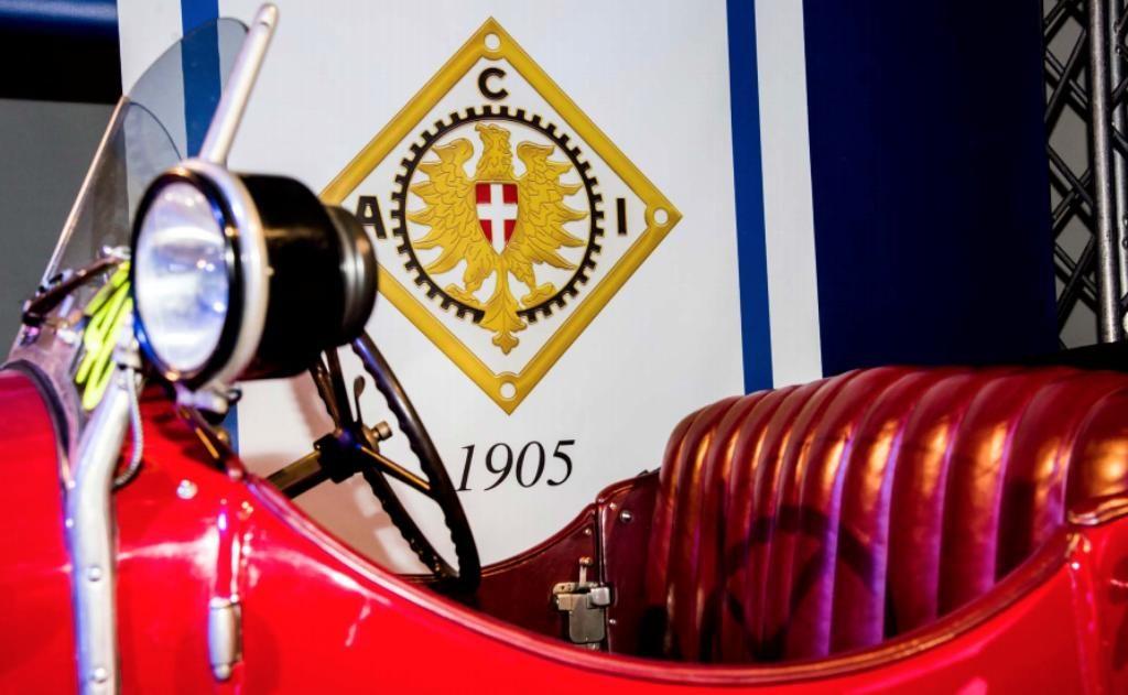 ACI ed ACI Storico saranno presenti ad Auto e Moto d'Epoca 2016