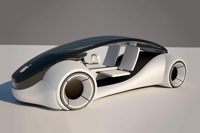 Apple abbandona l'iCar, svanisce il sogno dell'auto a guida autonoma della Mela