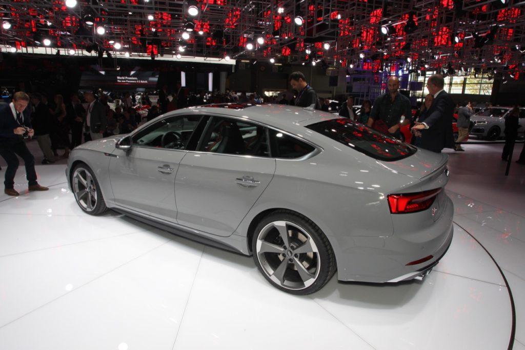 Nuove Audi A5 e S5 Sportback: parte la prevendita sul mercato italiano