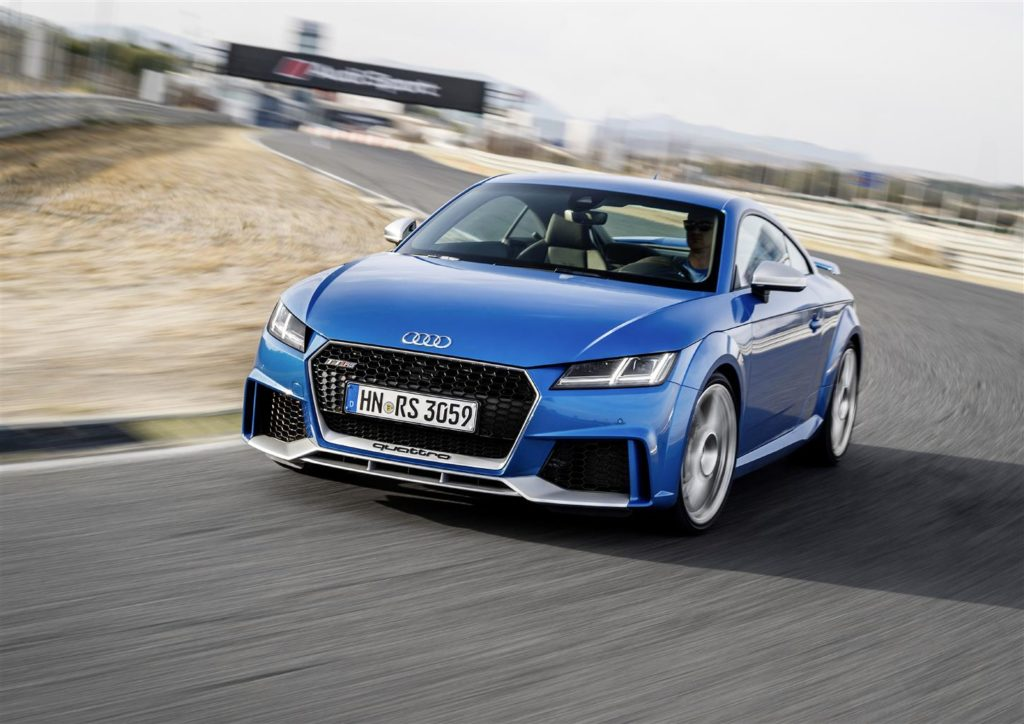 Audi a tutta sportività ad Auto e Moto d'Epoca 2016