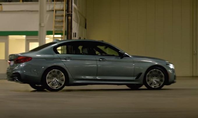 The Escape: online il nuovo cortometraggio di BMW con la nuova Serie 5 [VIDEO]
