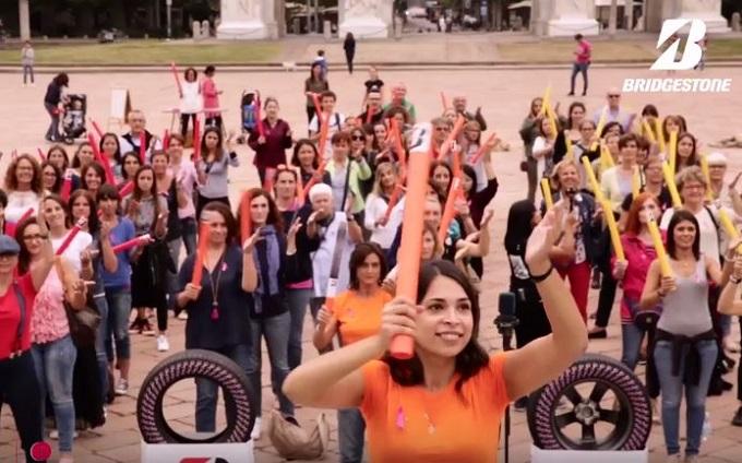 Bridgestone al fianco delle donne e della LILT per la prevenzione del cancro al seno [VIDEO]