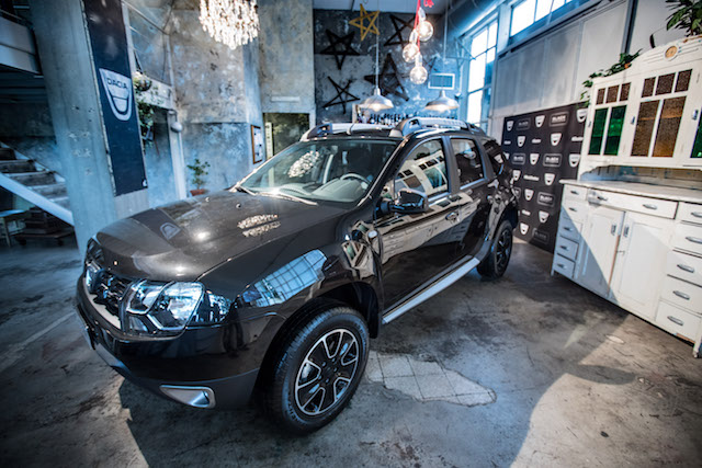 Dacia gpl news dacia gpl foto e video dacia gpl for Dacia duster black shadow interni