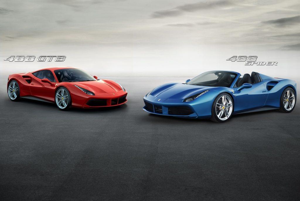 Ferrari festeggia la doppia vittoria agli Sport Auto Awards 2016