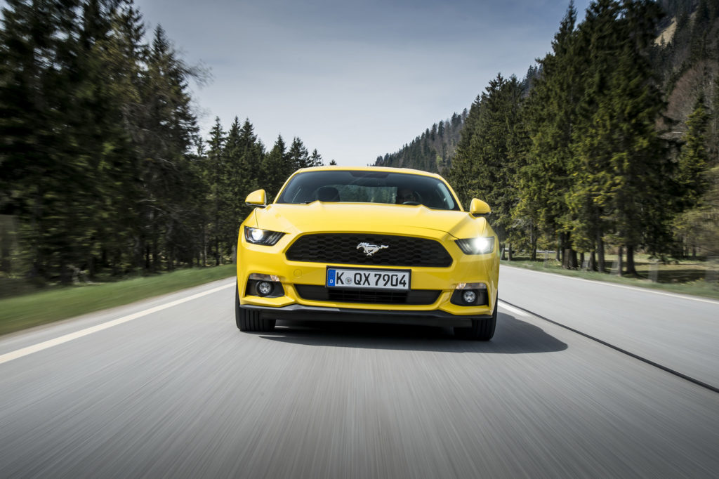 Ford Mustang: restyling in vista nel 2018?