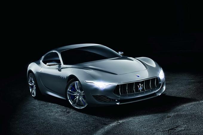 Maserati Alfieri: il progetto potrebbe slittare all'inizio del prossimo decennio