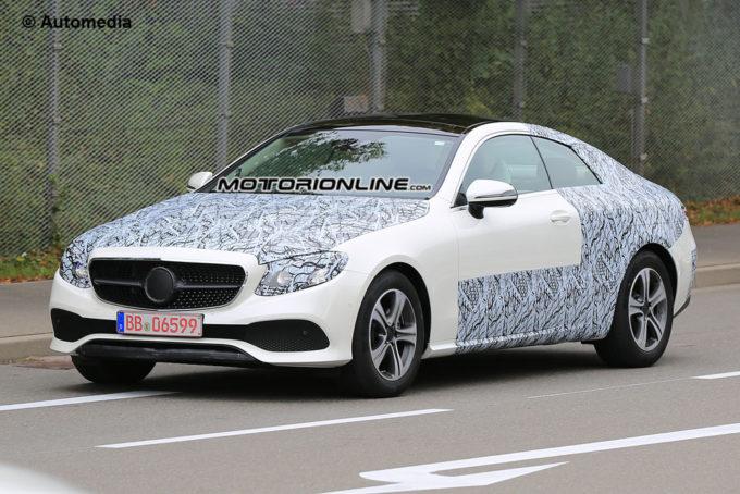 Mercedes Classe E Coupè MY 2018