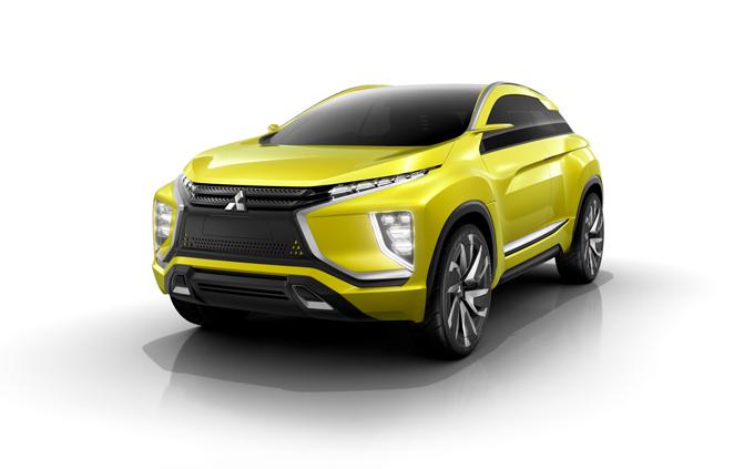 Mitsubishi eX Concept: debutterà in Nord America al Salone di Los Angeles