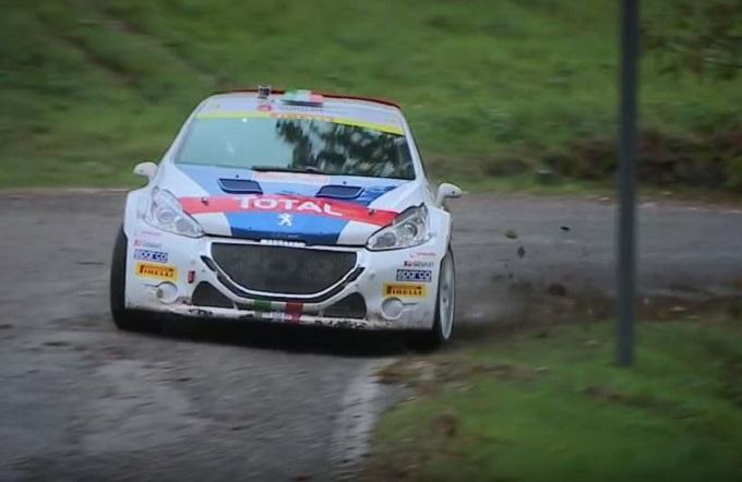 Peugeot e Andreucci chiudono con una vittoria al Rally Due Valli ma il Tricolore è di Basso [VIDEO]
