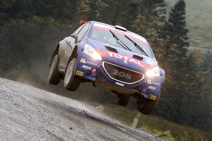 Rally del Galles, Peugeot Rally Academy: termina la stagione 2016 nel WRC2