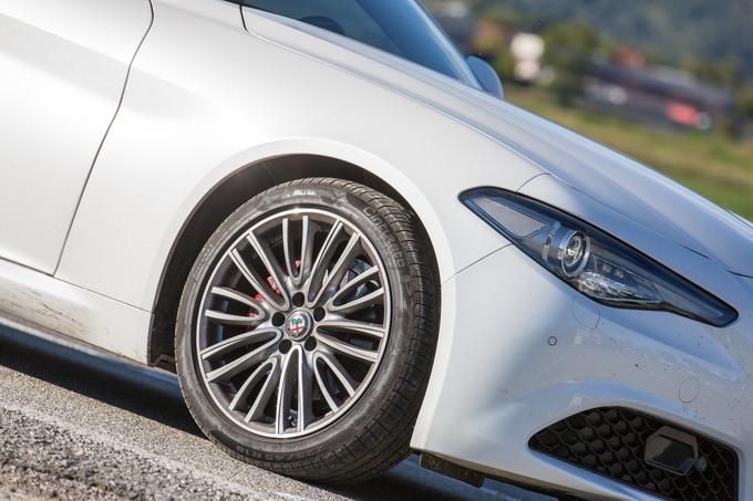 Pirelli Cinturato P7 e Alfa Romeo Giulia, due eccellenze italiane votate al piacere di guida