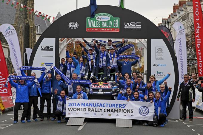 Clamoroso Volkswagen: addio Rally dopo 4 anni di dominio