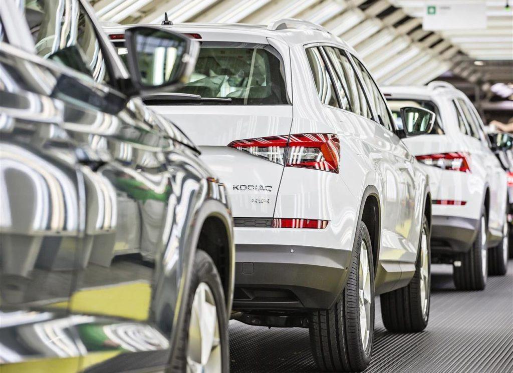 Skoda Kodiaq, partita la produzione del nuovo SUV