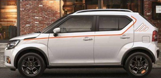Suzuki Ignis iUnique, serie limitata di lancio per il mercato italiano