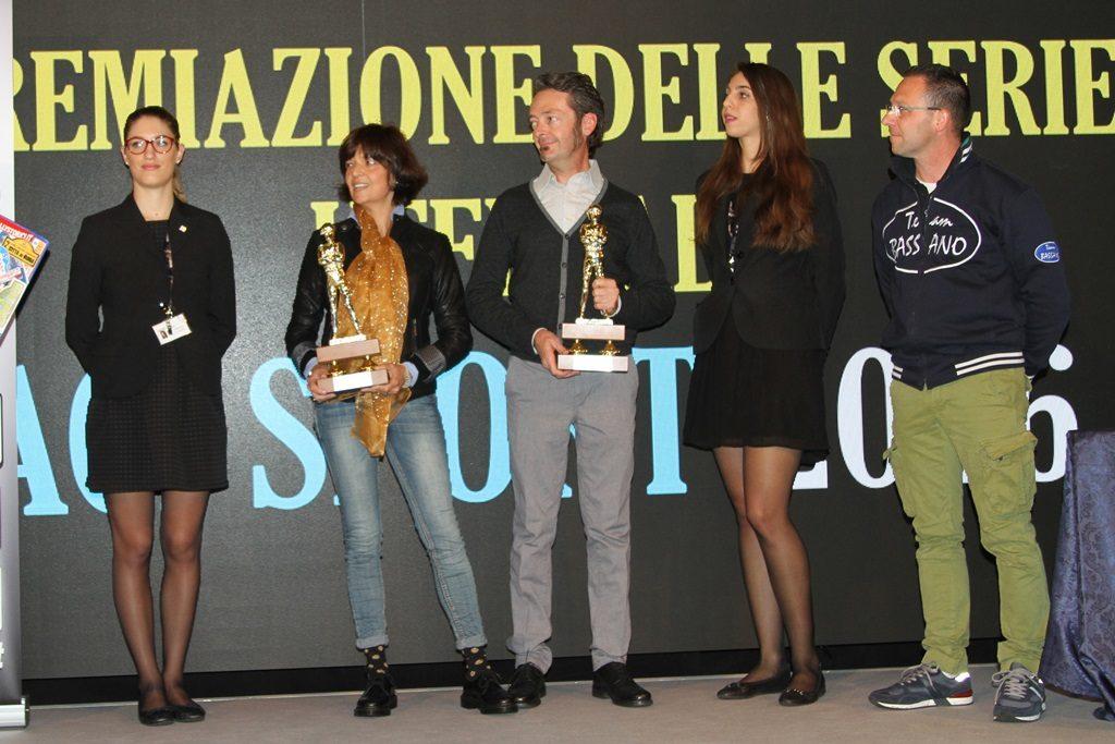 Trofeo A112 Abarth Yokohama: premiati a Padova i vincitori dell'edizione 2016