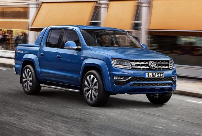 Nuovo Volkswagen Amarok: muscoli e potenza da vendere [VIDEO]