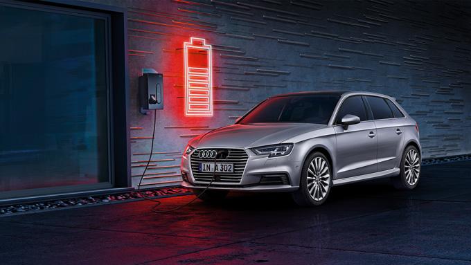 Audi A3 Sportback e-tron e A4 2.0 TDI quattro: continua il progresso rivolto all'efficienza