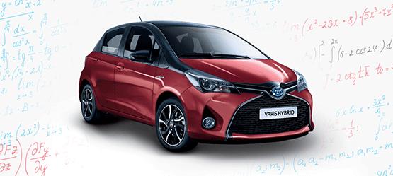 Toyota: record storico di vendite Hybrid in Italia a settembre 2016