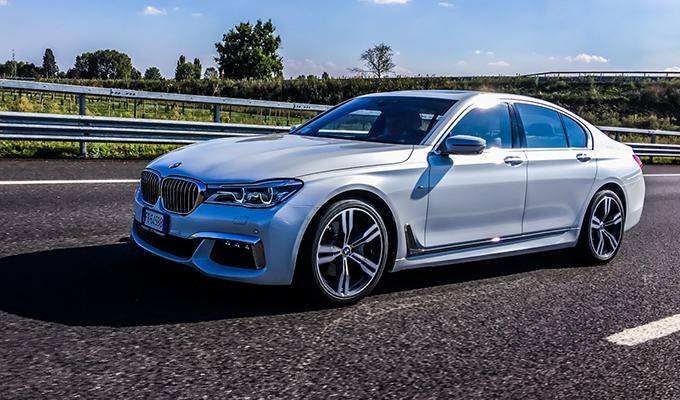 BMW Innovation Day 2016, con la Serie 7 alla scoperta del futuro [FOTO]