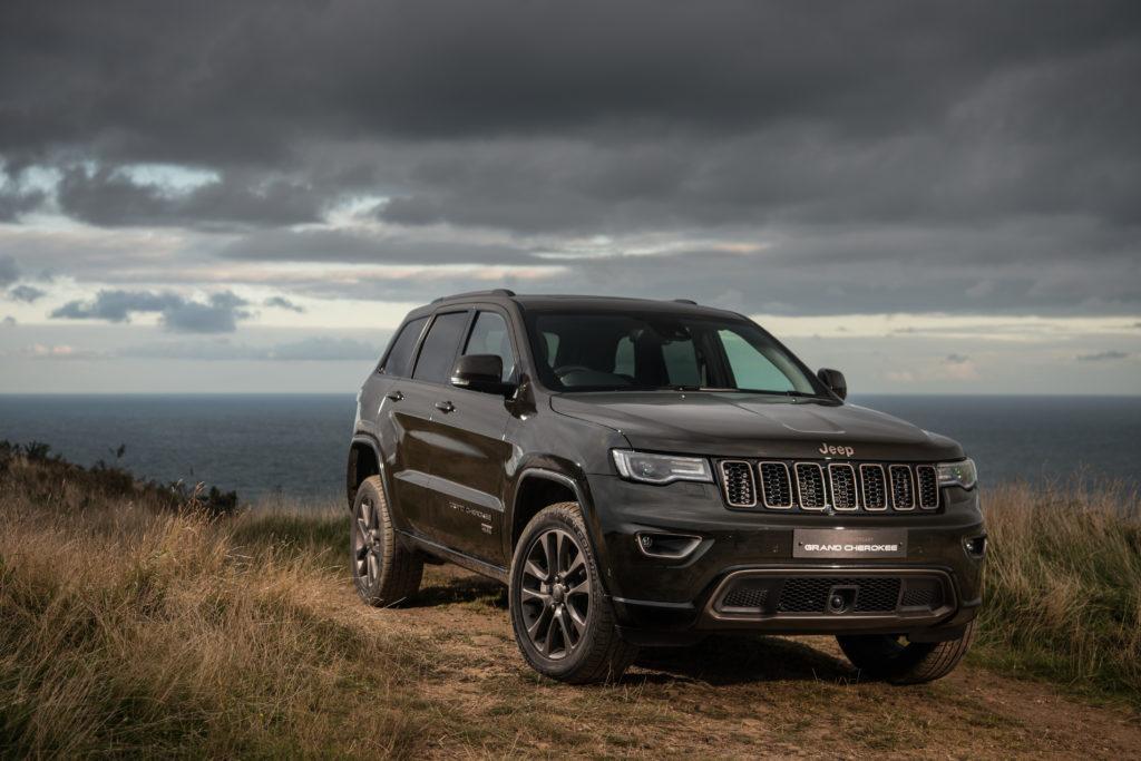 Primo punto vendita temporaneo Jeep