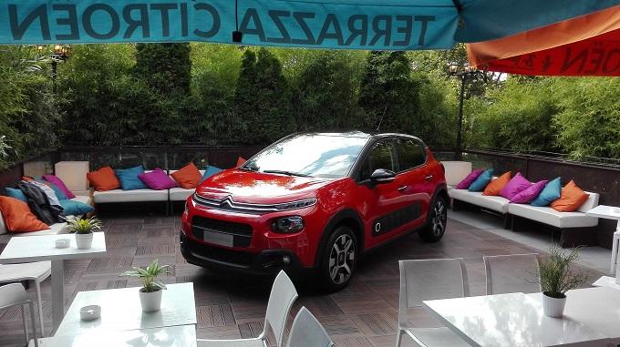 Terrazza Citroën, la nuova location è Inspired By You