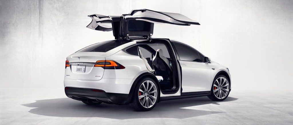 Tesla Model X: è la seconda auto più venduta in Norvegia