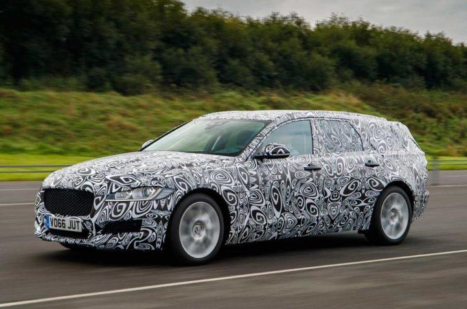 La nuova Jaguar XF Sportbrake sarà venduta anche negli Stati Uniti [FOTO SPIA]