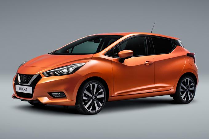 Nissan Intelligent GET & Go Micra