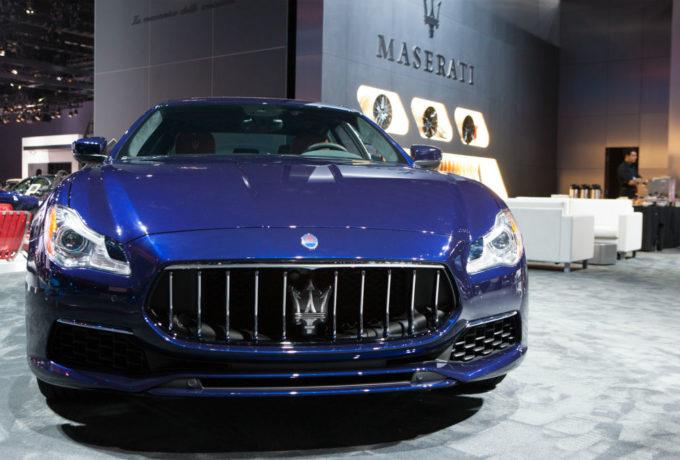 Maserati: gamma completa al Salone di Los Angeles 2016 [FOTO]