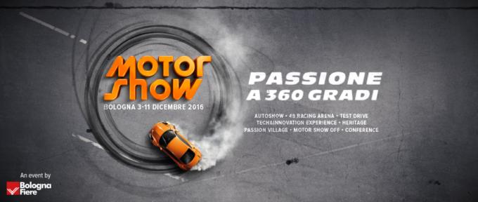 Motor Show 2016: numerose le case costruttrici presenti