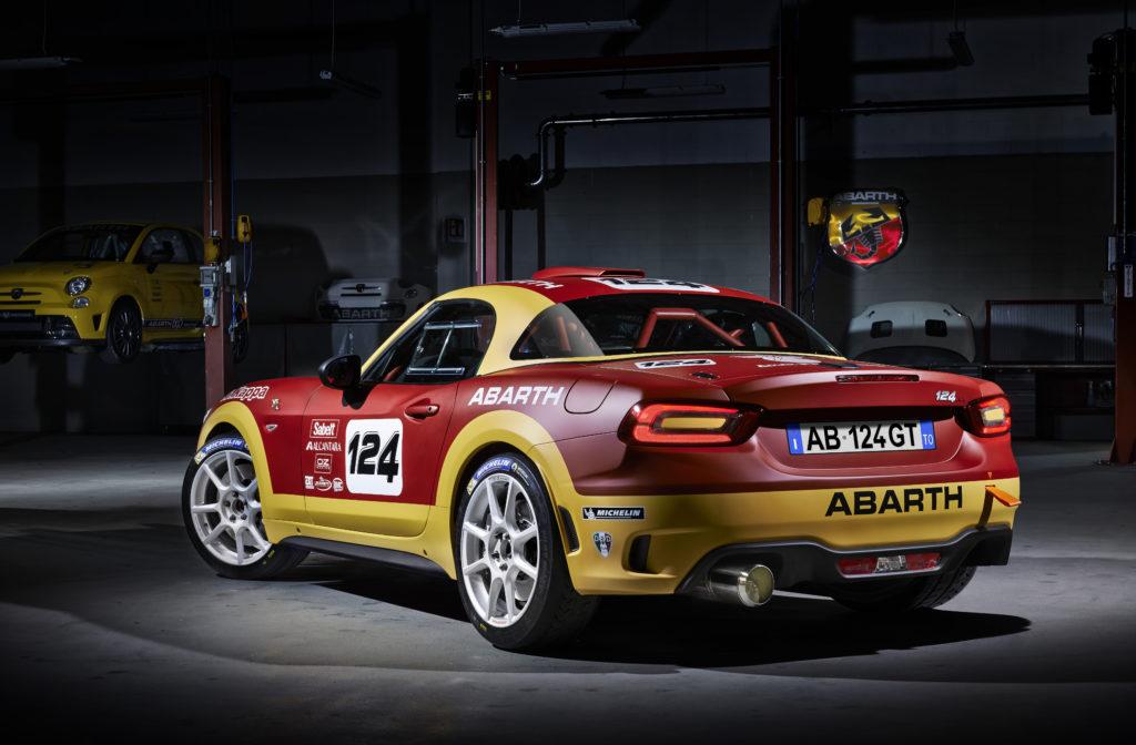 Abarth renderà più pungente il Motor Show 2016