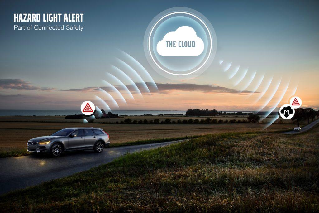 Volvo Serie 90: miglioramenti sul piano di sicurezza e connettività