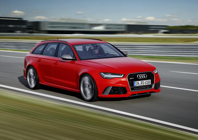 Audi: la gamma dei modelli RS raddoppierà nei prossimi 18 mesi