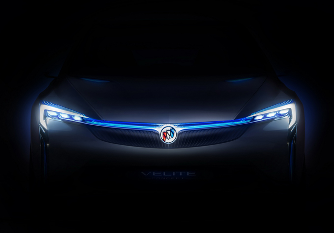 Buick Velite Concept: l'anteprima della Volt cinese [TEASER]