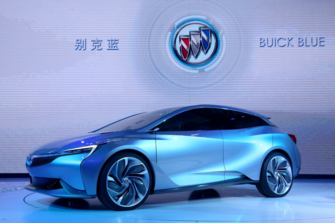 Buick Velite Concept: anteprima al Guangzhou Auto Show