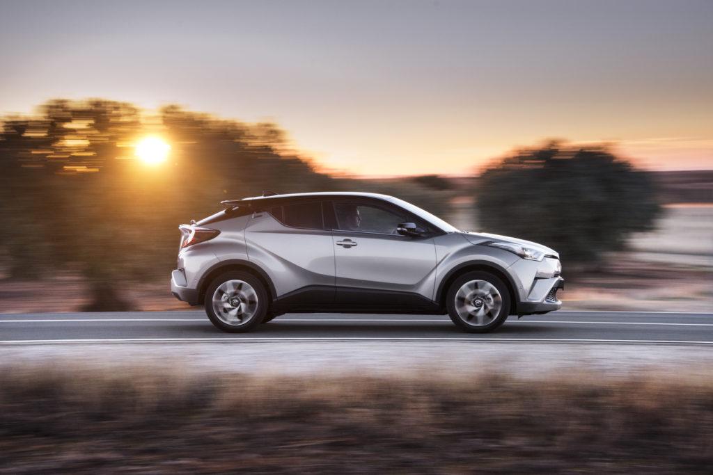 Toyota sarà presente al Motor Show 2016