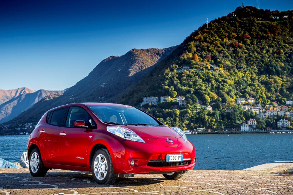 Nissan celebra 75.000 veicoli elettrici venduti in Europa