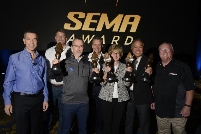 Ford e FCA al SEMA Show di Las Vegas 2016