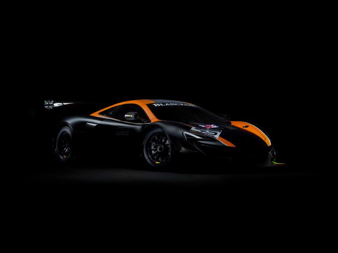 McLaren 650S GT3: quattro auto per Strakka Racing nel Blancpain GT Series