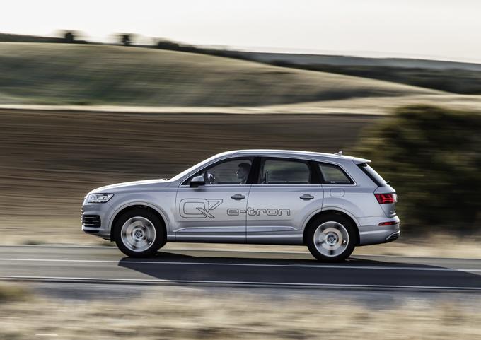 Audi, Home of Quattro: consolidata la presenza sull'arco alpino