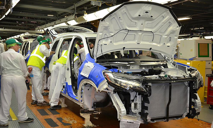 Honda: equa distribuzione della produzione negli impianti in Nord America