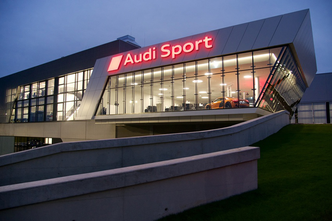 Audi, quattro GmbH diventa Audi Sport GmbH