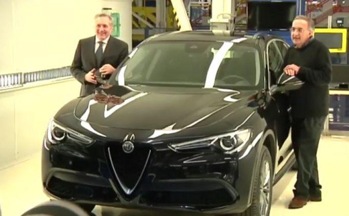 Alfa Romeo Stelvio: ecco la versione base [FOTO]