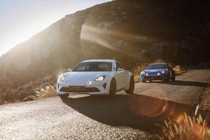 Alpine A120: sarà svelata all'inizio del 2017