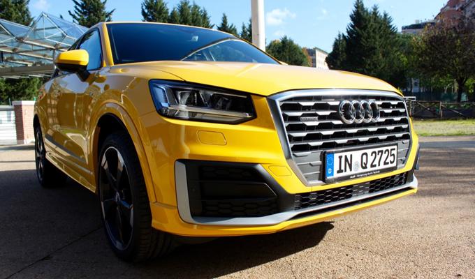 Audi Q2: un concetto di nuova distinzione descritto da Fabrizio Longo [VIDEO INTERVISTA]