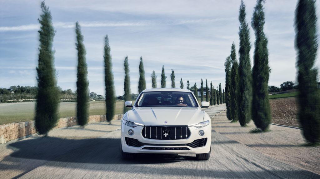 Bridgestone è pronta ad equipaggiare la Maserati Levante