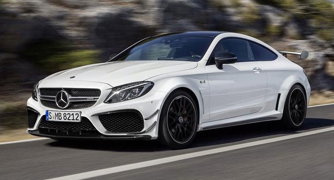 Mercedes AMG C63 Black Series: produzione all'orizzonte [RENDERING]
